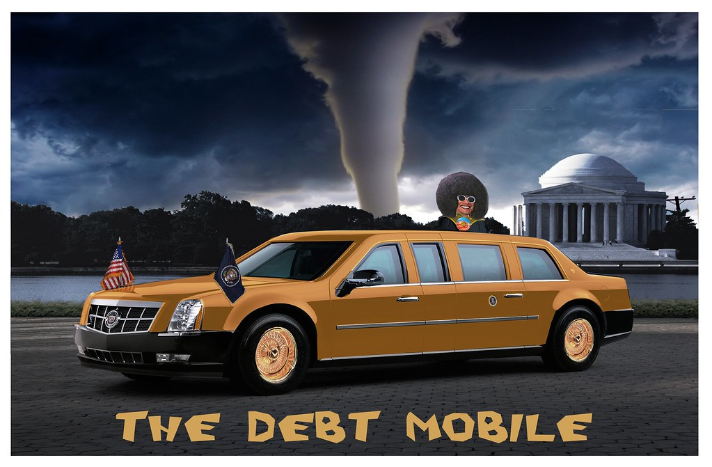 THE DEBT MOBILE