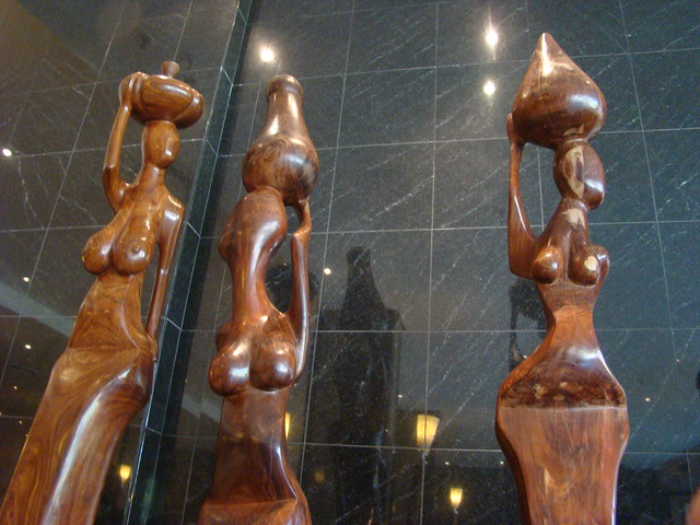 zambia sculpture arts lusaka intercontinental hotel