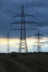 High Voltage (sramses177) Tags: energy energie powerline powerpole strom courant strommasten stromleitung transmissionline starkstrom freileitung currentline lignedecourant