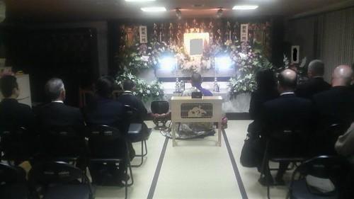 Los funerales japoneses (日本のお葬式)