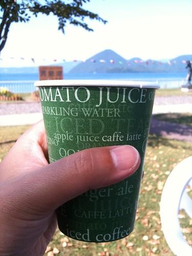 At 湖畔Cafe