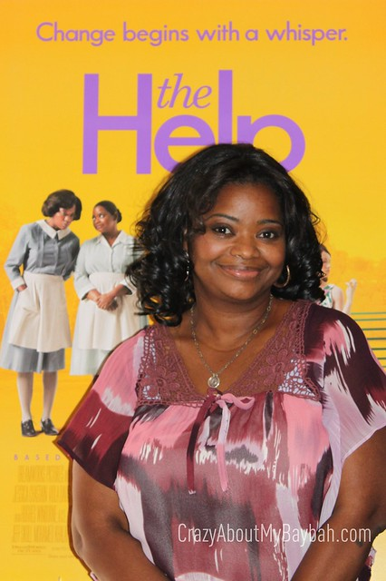 6038638637 b0673210cf z Interview with Octavia Spencer of The Help #TheHelpMovie