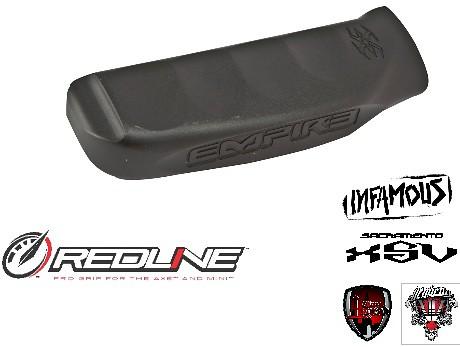 New Paintball Gear: Redline Pro Grip Empire Axe
