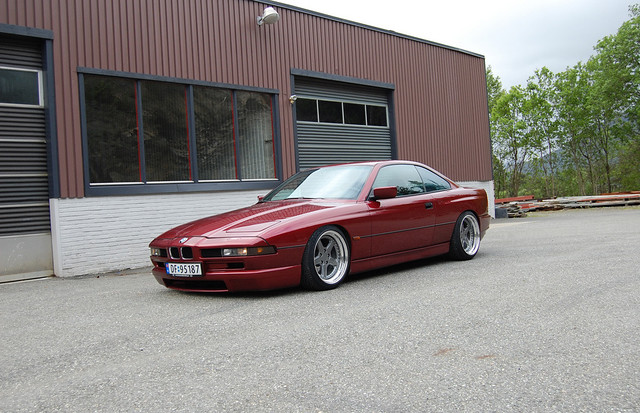 This Is A PS Of The Low I Was Wanting To Achieve But Variety Lowering Springs For 8 Series Pretty Much Zero