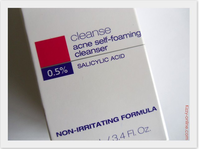 Glytone Acne Self Foaming Cleanser
