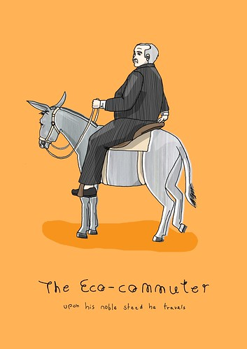 The Eco-Commuter