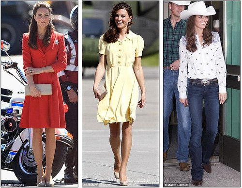 Kate Middleton keeps it simple in a fresh and floral dress as she and Prince William mingle with celebrities at charity polo match  19