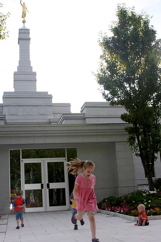 Running Palmyra Temple 2011