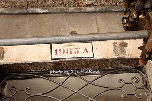 異鄉人的旅棧。Fenice Theatre 3-Venice-110509
