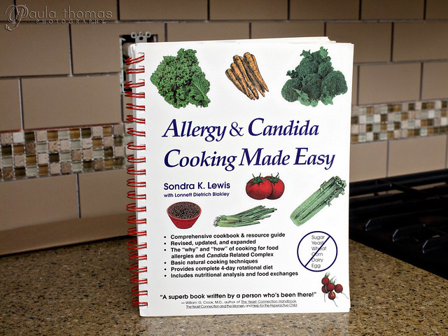 Candida Cookbook