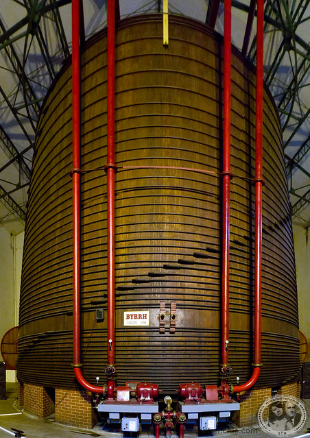 The Largest Wine Barrel