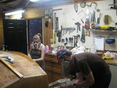 Building DInghy Sparrow (Venture Minimalists) Tags: sailboat boat sailing dinghy handbuilt