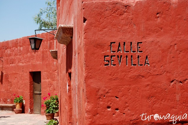 Convento Santa Catalina - Arequipa