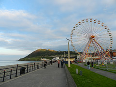 Bray Seafront during the Summerfest 2011