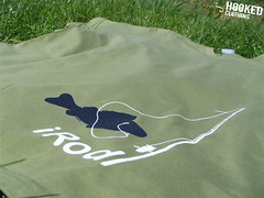 hookedtshirts2 (HookedClothing) Tags: fish clothing fishing fisherman hooked angler coarse angling