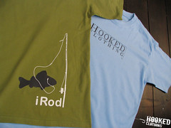 hookedtshirts1 (HookedClothing) Tags: fish clothing fishing fisherman hooked angler coarse angling