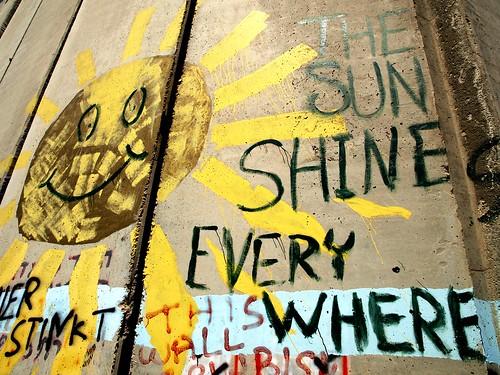 Muro Israel - The Sun