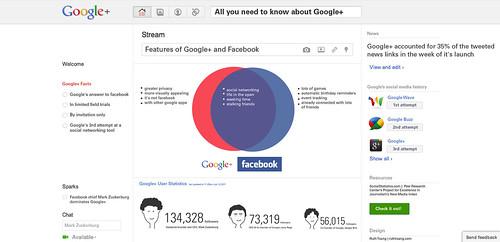 google+infographic