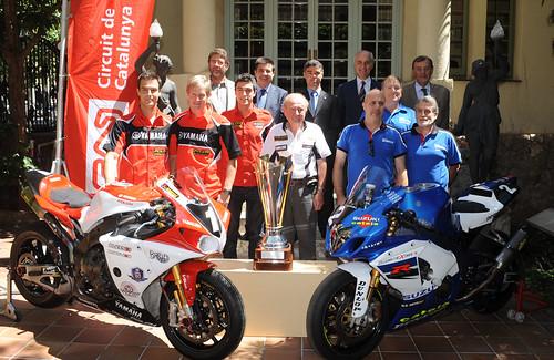 Presentación 24 Horas Motociclismo Frigo 2011