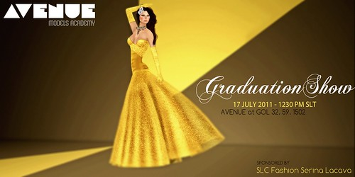 AVENUE Models Academy :: Graduation :: July 17