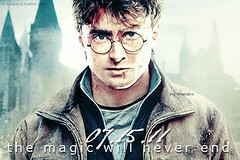 the magic will never end (Leandro M. / UNBROKEN) Tags: harry potter