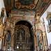 Interior de uma das igrejas