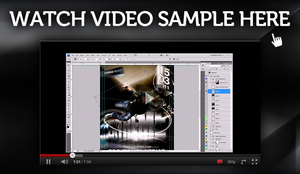 Video Sample Flyer 5