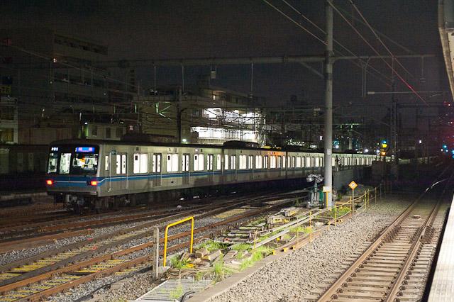 東京メトロ東西線05系05-106F 90S回送 落合方面へ
