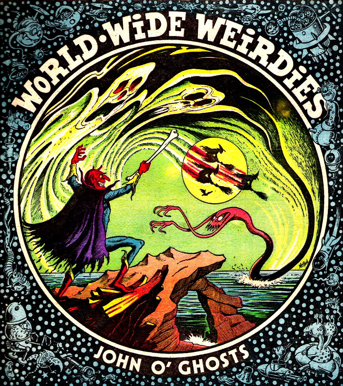 Ken Reid - World Wide Weirdies 33