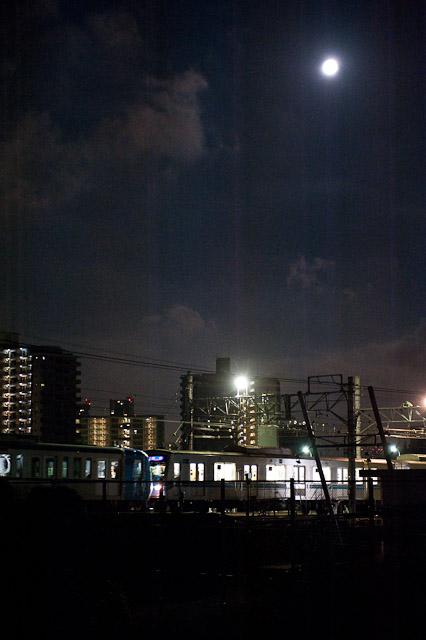 東京地下鉄15000系15113F搬入回送 深川検車区到着