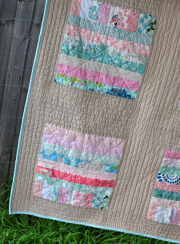tin roof baby quilt