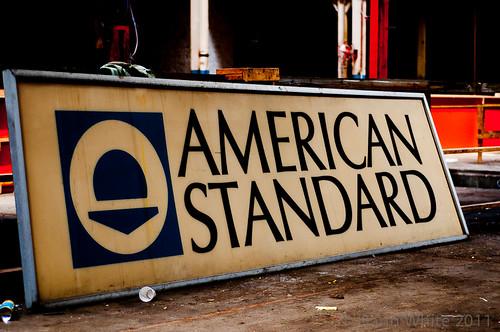 American Standard - 50mm prime lens 094
