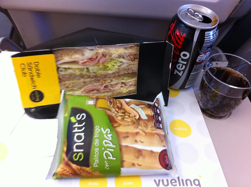 Vueling Airlines | Menú Club