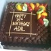 Double Chocolate Cake for Adil