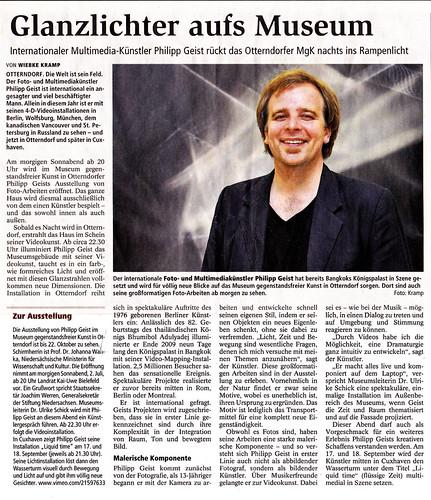 Presse_CuxhavenerNachrichten010711_MGK_Geist