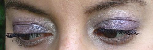 silvery eyes
