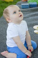 Alannah Portrait #1 (Craig Dyni) Tags: baby girl madelyn alannah dyni