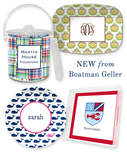 New from Boatman Geller