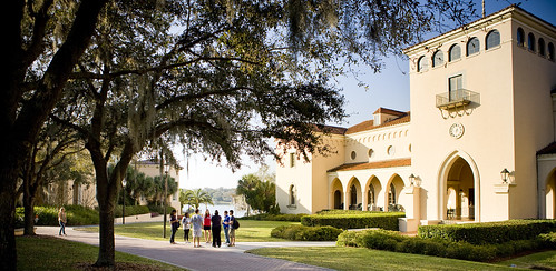 Olin Library, Rollins College