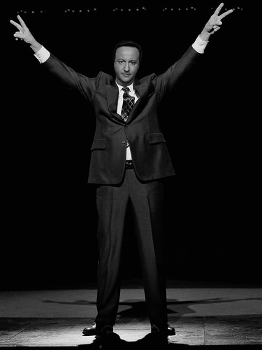 Like serial hacker Richard Nixon before him, UK prime minister David Cameron is not a crook. by Teacher Dude's BBQ
