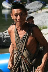 Strong Vilage gent on the Kameng river Adventure rafting and Kayaking trip