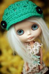 Green Hat - 202/365 ADAD 2011