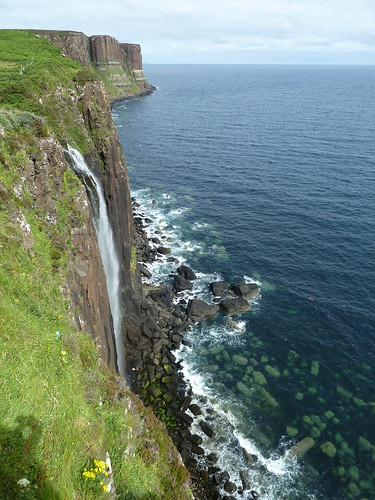 Kilt Rock and Falls, Skye