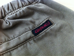Gramicci, Zipper Pant (グラミチ ジッパーパンツ)