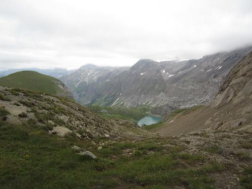 Vue sur le Wildhorn