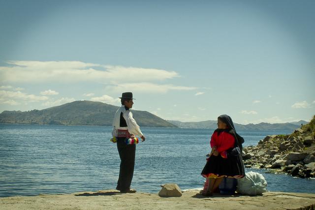 Taquile,titicaca
