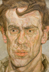 Lucian Freud (gsz) Tags: newyorkcity metropolitanmuseumofart lucianfreud