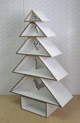 Xanita Christmas Gift Tree - load with presents