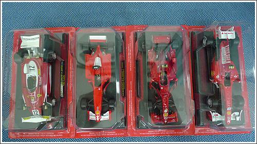 公式フェラーリF1コレクション「F1-2000」