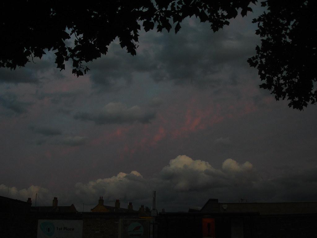 sky above burgess